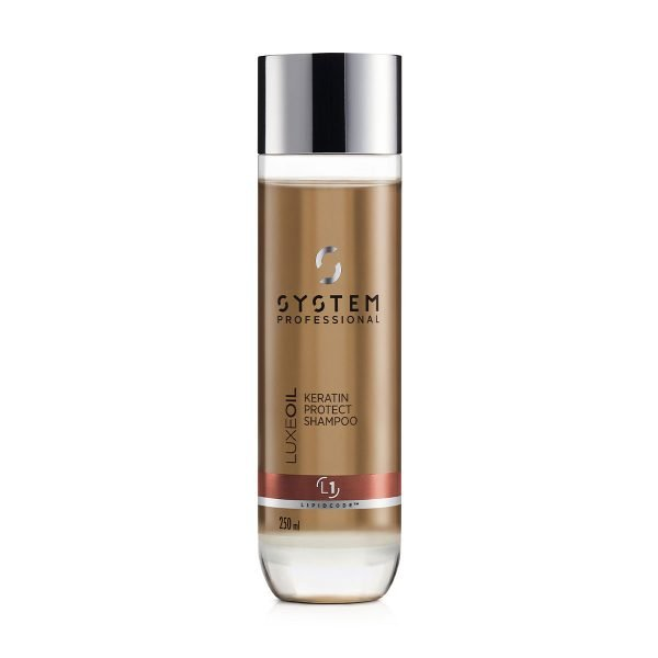 System Professional Luxeoil Keratin Protect Shampoo