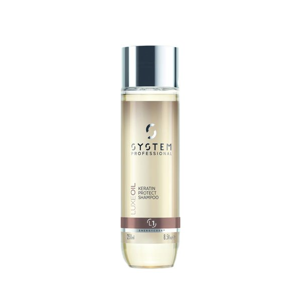 Luxeoil Keratin Protect Shampoo