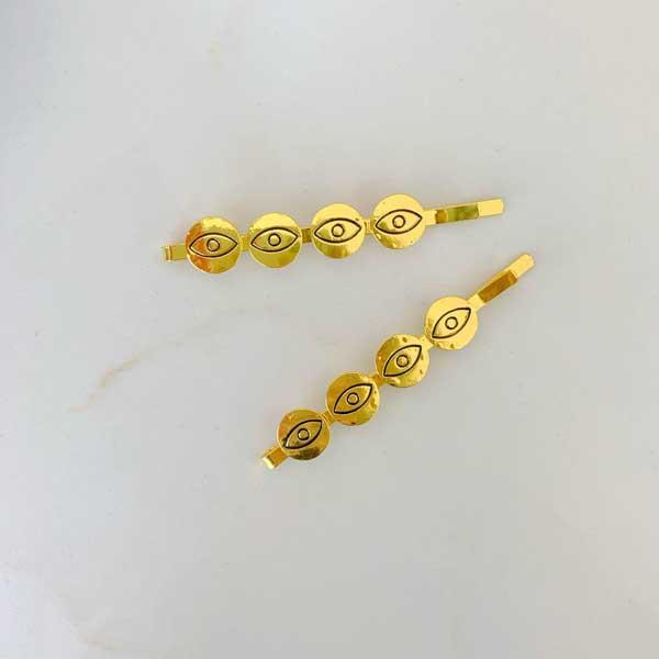 Gold Mati Clip $10 EACH