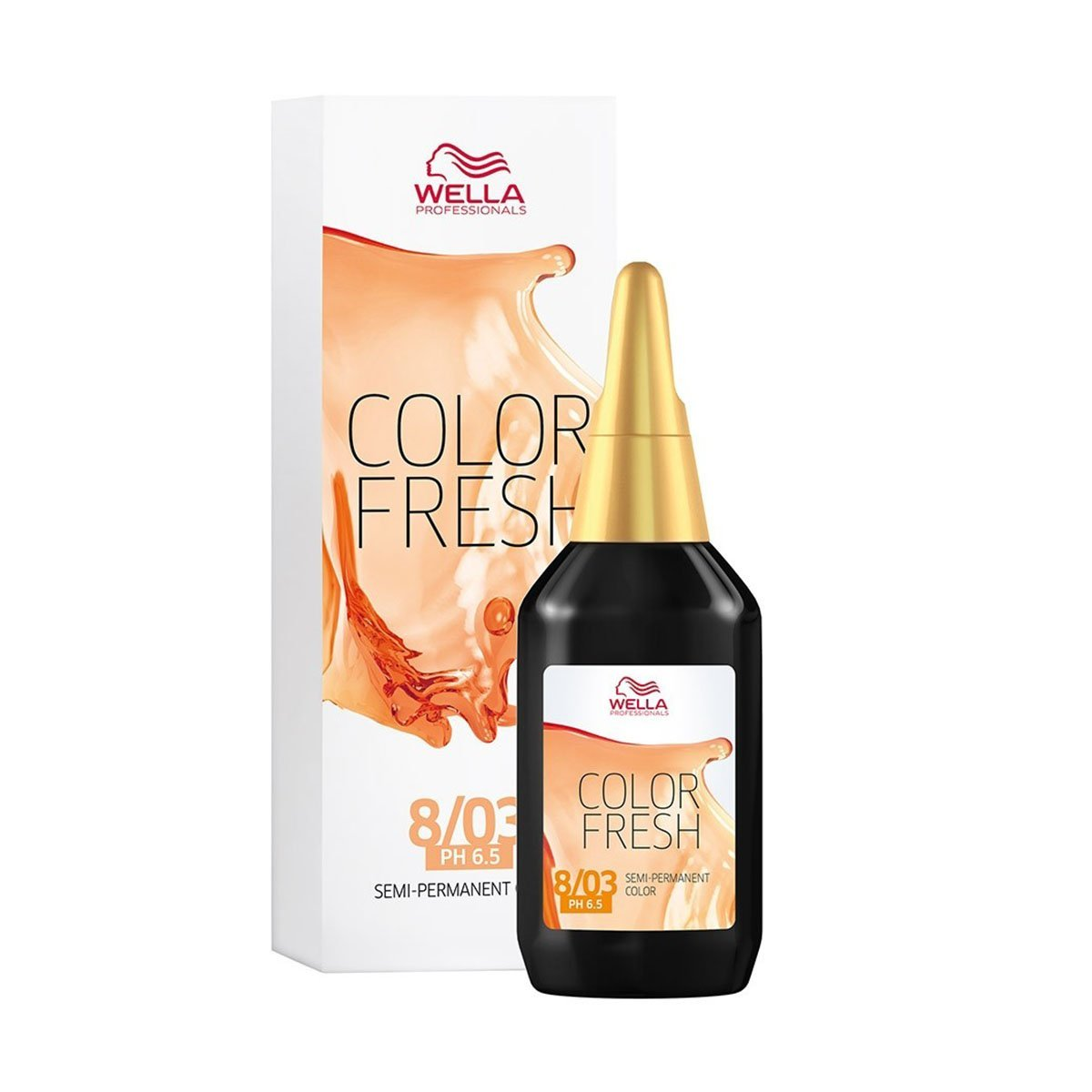 Wella Light Blonde Natural Gold 8/03