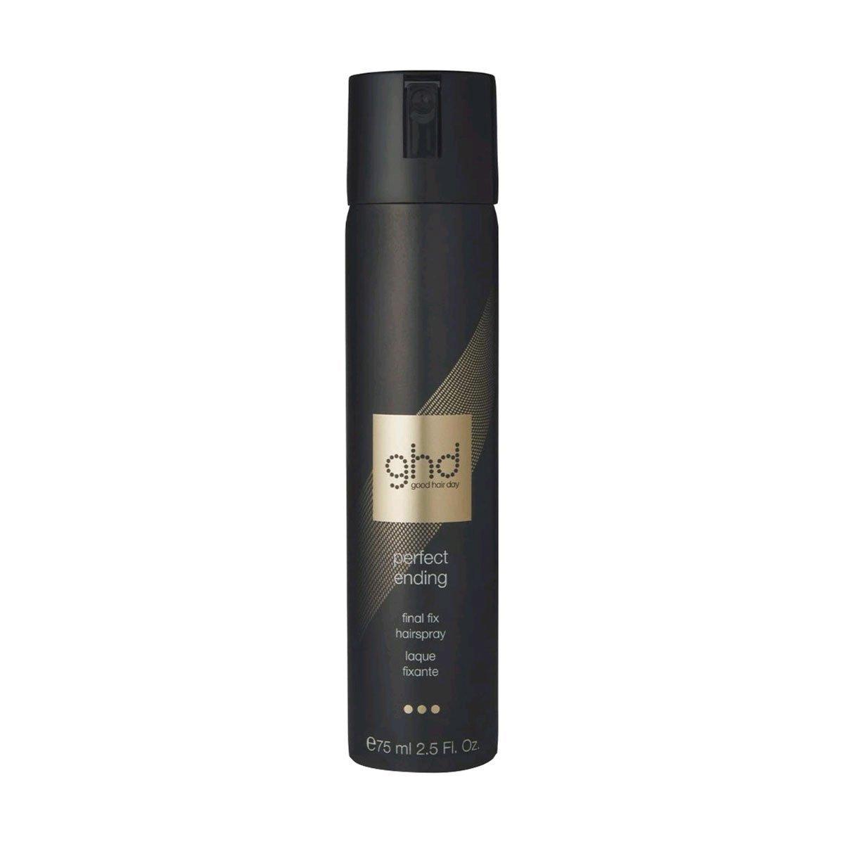 GHD Perfect Ending Final fix hairspray 75ml