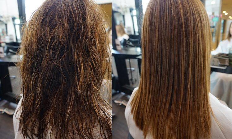 How to Smooth Frizzy Hair