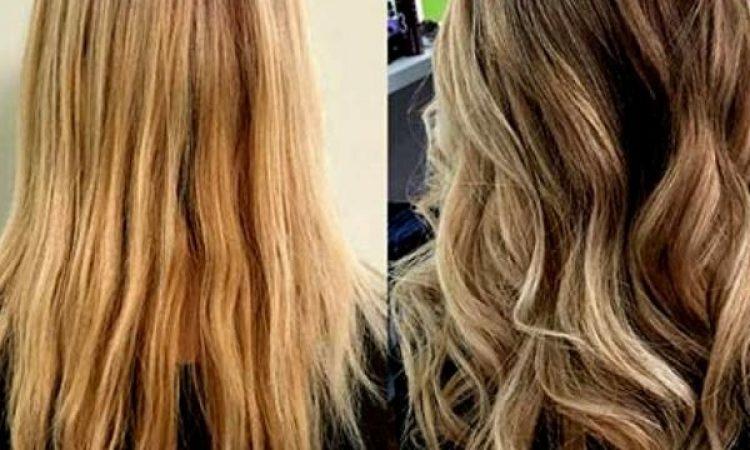 toner for blonde hair